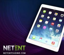 Netent iPad