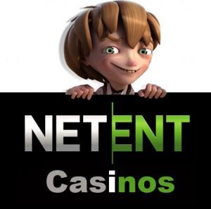 Netent casinos tablet games