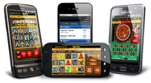 Mobiel Netent casino